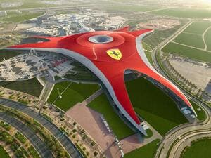 Ferrari World Abu Dhabi Welcomes Adults at Kids' Price Until September 30