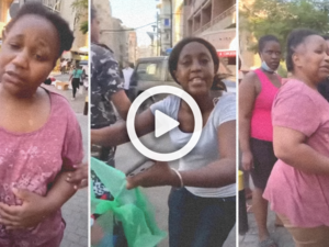 Kenyan Domestic Worker Inhumanely Abandoned by House Owners in Lebanon: 'She Threw Her in the Street'