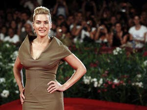 Actress Kate Winslet attends the 'Carnage' premiere during the 68th Venice Film Festival (Shutterstock/ File Photo)