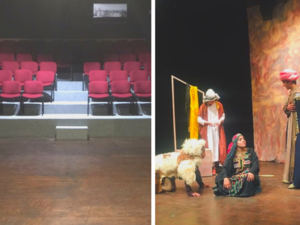 ASHTAR looks at theatre as an important tool for social change, resilience and development, and believes that each and every person has the right to see plays.