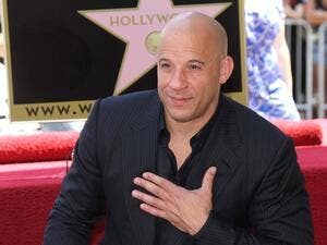 Vin Diesel at the Vin Diesel Star on the Hollywood Walk of Fame Ceremony, Hollywood (Shutterstock/ File Photo)