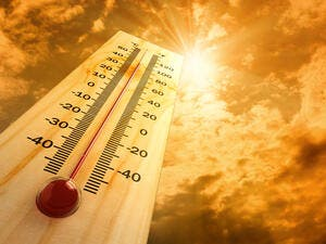 The federal agency said Woodland Hills registered a temperature of 121 degrees Fahrenheit just before 1:30 p.m (Shutterstock/ File Photo)