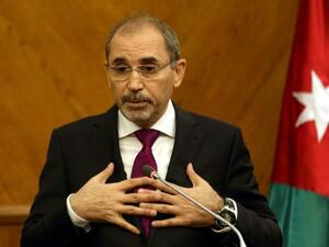 Deputy Prime Minister and Minister of Foreign Affairs and Expatriates Ayman Safadi  (Twitter)