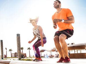 Start your fitness journey in Dubai