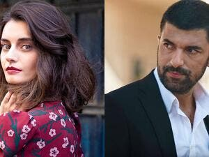 They're in Love! Engin Akyürek and Tülin Yazkan Dating Rumor Is Back on the Front Page