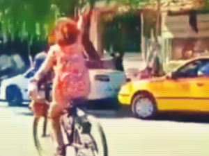 Can't a Woman Go Cycling in Iran? Young Woman Arrest Triggers Social Media Anger