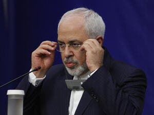 Iranian Foreign Minister Mohammad Javad Zarif   (Shutterstock)