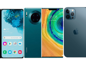 The 2020 Clash of Titans: Huawei Mate 40 Pro 5G Drops Tonight to Face iPhone 12 Pro Max and Samsung S20 Plus