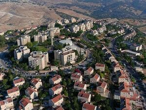 Israeli settlers attempted to establish more than 15 settlement outposts in separate areas of the West Bank. (Twitter)