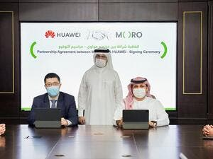 Huawei Partners With Moro Hub To Launch an Open Cloud From the First Green Data Centre in the Region