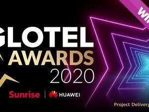 Huawei and Sunrise 5G Network Optimization Project Wins the 2020 GLOTEL Project Delivery Perfection Award