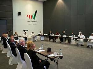 DMCC Welcomes Senior Israeli Delegation To Discuss Cross-Sector Ties