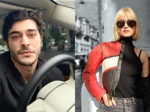 Who Needs a Dog Walker? Burak Deniz Is Caught Walking New Girlfriend Didem Soydan's Pooch (Pictures)