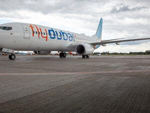 Flydubai Airlines. (Shutterstock/ File Photo)