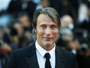 Actor Mads Mikkelsen attends the Closing Ceremony and the 'Therese Desqueyroux' Premiere during the 65th Annual Cannes Film Festival at Palais des Festivals. (shutterstock)