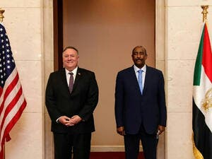 Pompeo is on an official visit to Sudan to urge more Arab countries to normalise ties with Israel, following the US-brokered Israel-UAE agreement [AFP]