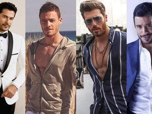 Kerem Bürsin Ranked 38! Eight Turkish Male Celebrities Make it to TC Candler's 100 Most Handsome Men of 2020