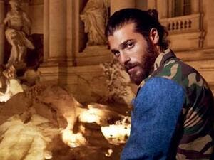 Only for You Italia! Can Yaman Goes Back to Long Hair and Bushy Beard To Star in New Italian Show 'Sandokan'