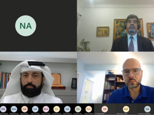 QNRF's Virtual Gathering Brings Together Qatari Researchers of Tomorrow From Across the World