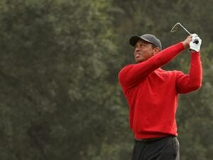 Tiger Woods is among the current golfers to have represented their country in Eisenhower Trophy (Photo: AFP)
