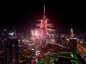 There are plenty of ways to ring in the new year with your individual touch in Dubai