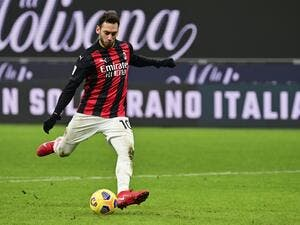 Hakan Calhanoglu (Photo: AFP)