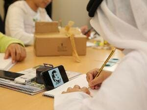 QF's Education City Gift Shop Working With Local Orphanage