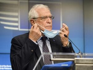 The EU Foreign Affairs chief Josep Borrell wants detailed answers!