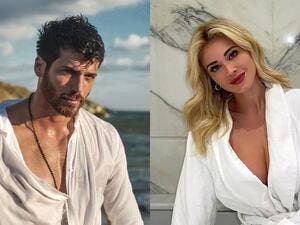 Can Yaman and Diletta Leotta Confirm They Are a 'Dangerous Couple' Via This Photo