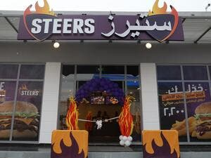 Oman Oil Marketing Company Enhances Customer Experience With Opening of the Country's First Steers Burger