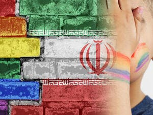 LGBT Children Subjected to 'Electric Shocks' in Iran. (Shutterstock)