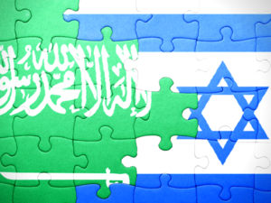 What Makes a Saudi's English Newspaper Publish an Op-ed by Israeli Authors?