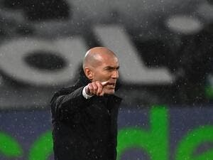 The Real Madrid boss has been tipped to take charge of the national team once his former team-mate leaves (Photo: AFP)