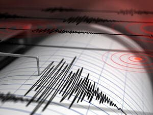 Earthquake hits west China