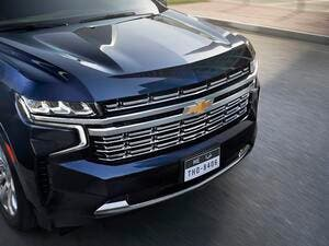 Confidence That Looks Good On Everyone: The All-new Chevrolet Tahoe Line-up Offers A Stunning Vehicle For All Lifestyles