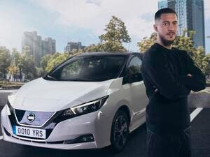 Football Pro, Eden Hazard Joins Nissan's #ElectrifyTheWorld Movement To Spark Positive Change