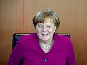 German Chancellor Angela Merkel (AFP/File Photo)