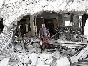 119 Palestinian-owned structures were demolished by Israel in East Jerusalem since the beginning of the year (AFP/FIle)