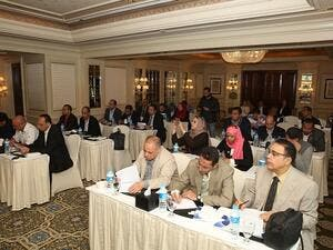 Rosatom held a media event in Cairo focusing on the socio-economic aspects of developing nuclear power.