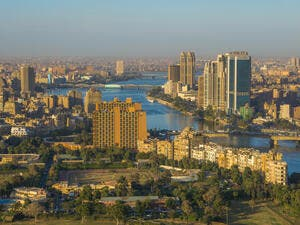 View from top of Cairo Tower (Shutterstock/File Photo)