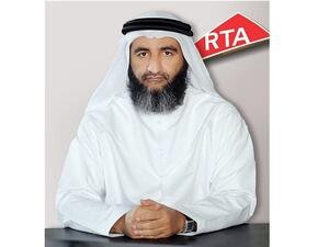 Ahmad Al Kaabi, RTA's Executive Director of Finance