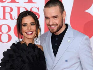 Troubling times? With the former Girls Aloud singer out of sight, Liam seemingly let his hair down at the shindig, taking a night off dad duty (Source: David Fisher - REX - Shutterstock)