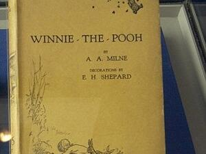 Uncle Prince Harry has splashed out on an £8,000 copy of Winnie The Pooh (Shutterstock/File Photo)