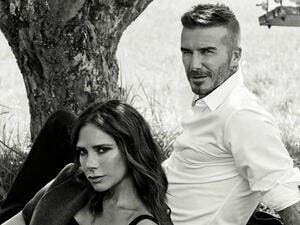 Victoria and David Beckham proved they're still very much showbiz royalty