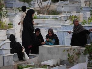 A Muslim cemetery (AFP/File Photo)
