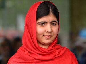 Nobel Peace Prize winner Malala Yousafzai (AFP/File Photo)