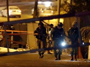 Overnight raids Israeli forces (AFP/File Photo)