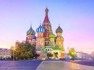 Moscow is renowned for its historical landmarks.