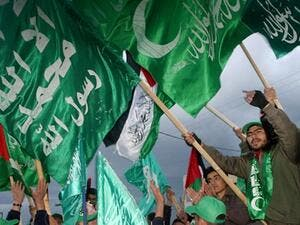 High-ranking member of the Hamas military wing, Yahya Sinwar, was elected head of the movements political office in Gaza. (AFP/File)