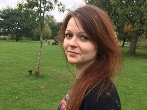 Yulia Skripal was found poisoned with her former double agent father in the southwestern English city (AFP/File Photo)